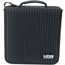 UDG CD WALLET 128 cd storage box Bag Storage box for 128 - Black Pinstripe