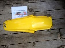 Suzuki YELLOW REAR Fender RM125 RM250 RM 125 250 1993 1994 1995 94-95 UFO NEW!