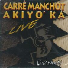 CD album - CARRÉ MANCHOT - AKIYO' KA LIYNNAJ  world music NEW & SEALED