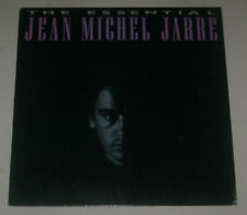 JEAN MICHEL JARRE LP THE ESSENTIAL VGC PROLP3 OXYGENE EQUINOXE MAGNETIC FIELDS