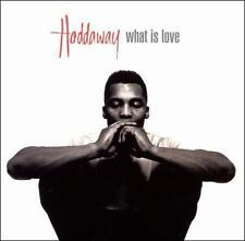 What Is Love [Maxi Single] by Haddaway (CD, May-2001, Arista) Brand New