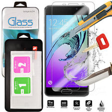 Genuine Shockproof Tempered Glass Screen Protector For Samsung Galaxy A5 2016