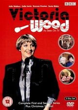 VICTORIA WOOD - As Seen on TV - DVD- New But NOT Sealed (Thin Case)