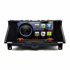 MULTIMEDIA NAVIGATION SYSTEM BLUETOOTH GPS DVD IPOD MP3 RADIO for HONDA ACCORD