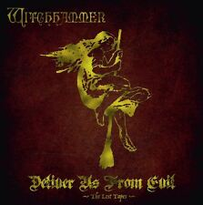 WITCHHAMMER Deliver Us from Evil Lost Tapes CD NEW - Power Thrash Metal