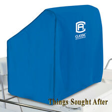 COVER for MEDIUM BOAT CENTER CONSOLE Fishing Runabout Bass Runabout Ski STELLEX