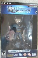PS3 DC Universe Online Collector's Edition Batman New Sealed
