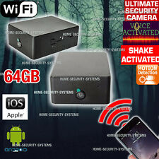 WIFI Camera Home Security System IP Car Anti Theft Motion Voice Activated no SPY