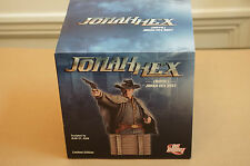 Rare Jonah Hex Movie Bust by Jean St Jean DC Direct Limited Edition Model