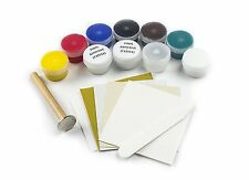 Leather and Vinyl Repair DIY Kit - Air Dry Repairs holes, rips, tears, gouges,