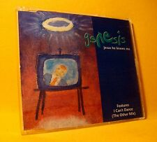 NEW MAXI Single CD Genesis Jesus He Knows Me 3TR 1992 Philip Collins Rock