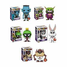 Funko Pop! Movies: Space Jam Set of 5 Vinyl Figures Funko w/Protector