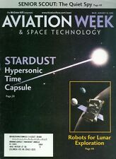 2006 Aviation Week & Space Technology Magazine: Stardust Hypersonic Time Capsule