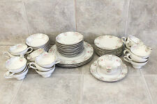 Set of 50 Mikasa Fine China VALENTINE Narumi Japan 5507