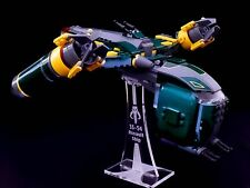 Star Wars Lego 7930 Bounty Hunters Assault Ship - custom display stand only