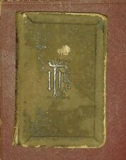 Paroissien romain. N° 401. Brepols. [Ca. 1901 ]. Français et latin.