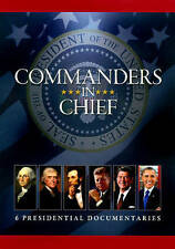 Commanders-in-Chief: 6 Presidential Documentaries (DVD, 2014, 6-Disc Set)