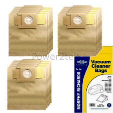 15 x 01, 87 Dust Bags for Rotel U64.4 U64.5 U66.5 Vacuum Cleaner