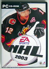 PC CD-ROM, NHL 2003 EN FRANÇAIS