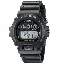 Casio Men's GW6900-1 G-Shock Tough Solar Digital Sport Watch Black NEW