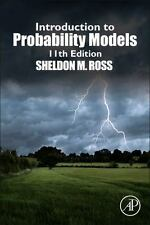 Introduction To Probability Models 11th Int'l Edition