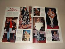 ELSA MARTINELLI clipping ritaglio articolo foto photo=ANNI '50=28