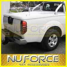 Nissan Navara D22 (2010-2014) Dual Cab Hard Cover / Flat Lid / Tonneau Cover