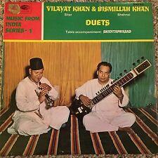 Vilayat Khan & Bismillah Khan Tabla Accompaniment: Shantaprasad – Duets 1967