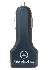 Mercedes Benz Three Port USB Car Charger