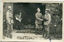 CARTE POSTALE / POSTCARD / CARTE PHOTO MILITAIRE