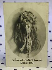 RPPC Powersite Ranch Museum Missouri MO Shrunken Head Real Photo Postcard Kodak