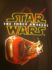 Star Wars .. The Force Awakens...mens XL tshirt ..NWT