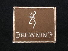 BROWNING FIREARMS PATCH FREE SHIPPING