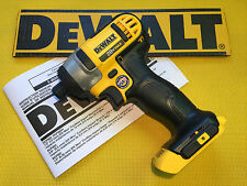 """DeWALT DCF885 1/4 20V IMPACT DRIVER  """" BARE """"  TAXES & SHIPPING INCLUDED"""