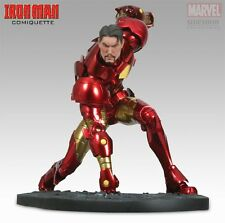 SIDESHOW EXCLUSIVE (AP) IRON MAN COMIQUETTE STATUE AVENGERS Bust Civil War HULK
