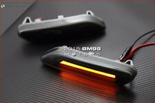LED TURN SIGNALS SIDE MARKER AMBER LIGHTS LAMPS FOR BMW MINI COOPER COUNTRYMAN S
