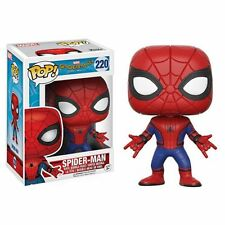 PREORDER Funko POP Marvel Spiderman #220 Homecoming Bobblehead Vinyl Figure
