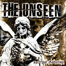 The Unseen - Internal Salvation CD Hellcat Epitaph punk rock Rancid Casualties