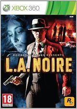 L.A NOIRE       -----   pour X-BOX 360