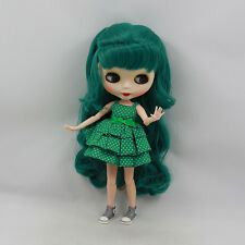 "12"" Neo Blythe Doll Matte Skin Face from Factory Special Body Nude Doll JSW64011"