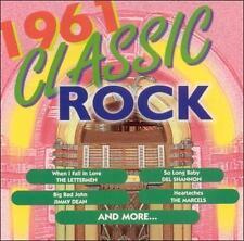 Various Artists 1961 Classic Rock CD