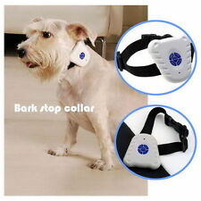 COLLIER ANTI-ABOIEMENT ULTRASON DRESSAGE POUR CHIEN • DIRECT DE FRANCE •