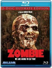 Zombie - 2 Disc Blu-Ray Ultimate Edition - Uncut - Lucio Fulci