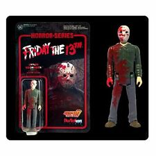 Super 7 BLOODY JASON NYCC 2016 Exclusive Figure Funko ReAction Friday the 13th