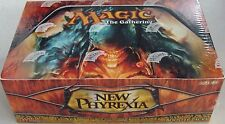 Magic the Gathering (MTG) New Phyrexia Fact Sealed 36 Pack Booster Box (English)