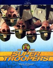Super Troopers (2012, REGION A Blu-ray New) BLU-RAY/WS
