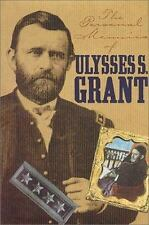 Personal Memoirs of U. S. Grant by Ulysses S. Grant (1993, Hardcover)