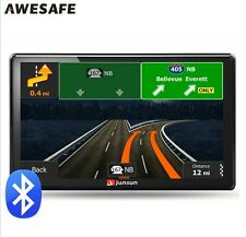 7 pouces voiture gps navigation bluetooth jet 256MB 800Mhz 8GB carte europe/usa/uk