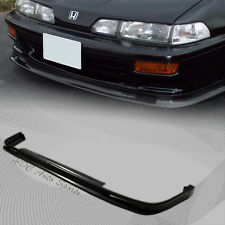 For 1990-1991 Acura Integra Polyurethane Front Bumper Lower Lip Spoiler Body Kit