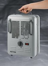 Electric GREENHOUSE Heater Portable Space Heat indoor 120V garage 1500watts NEW